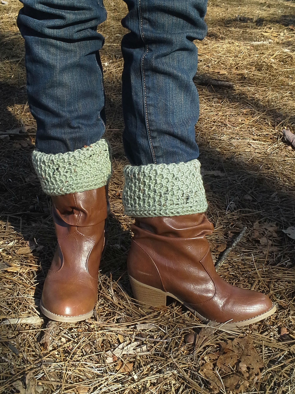 Find Out What Jen Finds : about Boot Cuffs: How do you prefer to ...